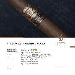 Satyr №7 SECO AB HABANO...
