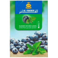 Alfakher - Blueberry mint...