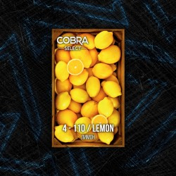 4-110 Лимон (Lemon) Cobra...