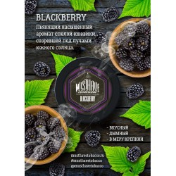 Blackberry (Спелая ежевика)...