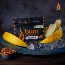 Burn - Freeze melon (Дыня)...