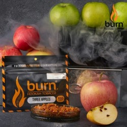 Burn - Three Apples (Яблоко...