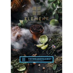 Element - Thyme&Bergamot...